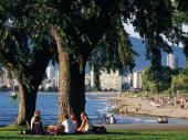 Vancouver – Thành phố của thiên nhiên