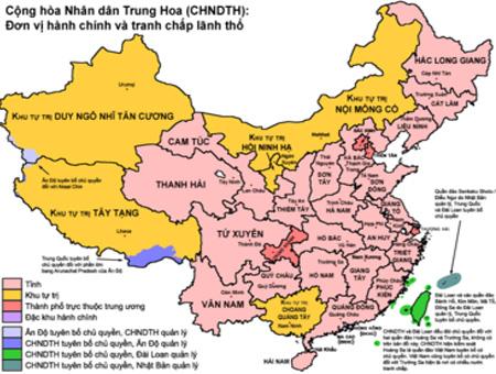 Đất Nước Và Con Người Trung Quốc