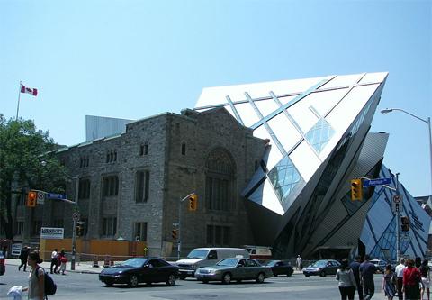 Bảo tàng hoàng gia Ontario, Canada. Ảnh: google.