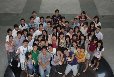 Cộng đồng sinh viên Việt tại SIM