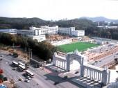 Cận cảnh ngôi trường của hơn 30 super star Hàn Quốc