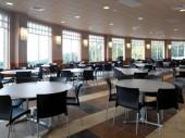 Canteen hoành tráng của các trường đại học tại Mỹ
