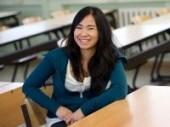 Nữ sinh Việt được khen ngợi trên báo Đức