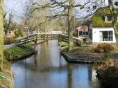 Thăm ngôi làng không có đường cái ở Hà Lan
