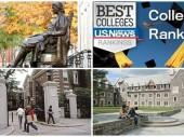 Xếp hạng các trường đại học Mỹ