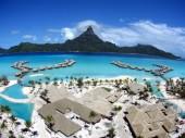 Đảo Bora bora đẹp lãng mạn