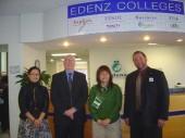 Học bổng du học NewZealand -Trường cao đẳng Edenz