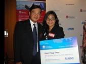 Du học sinh Việt thành danh ở New South Wales