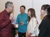 Nữ sinh Việt được mời tham dự buổi nói chuyện của thủ tướng Singapore