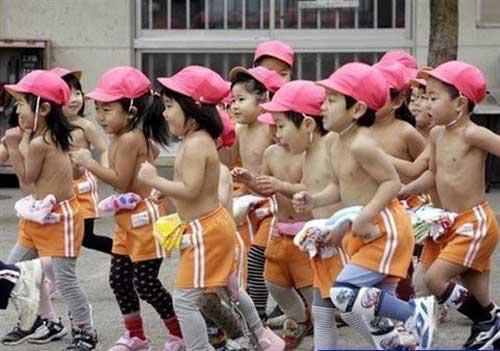 Cách giáo dục của Nhật khác chúng ta thế nào ?