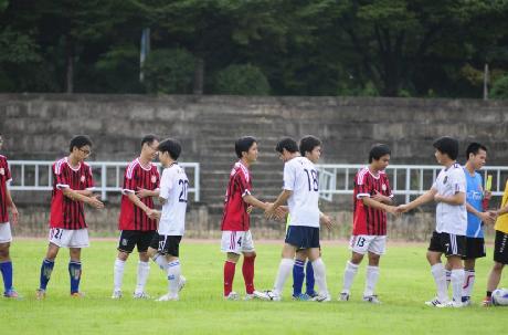 Bóng đá luôn là môn thể thao đáng chú ý trong mỗi kỳ đại hội thể thao