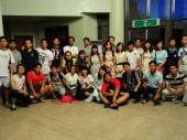 Du học sinh Việt và ngày hội thể thao tại Hàn Quốc