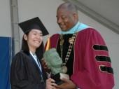 Sinh viên gốc Việt nhận giải thưởng John F. Kennedy