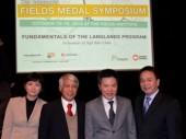 Giáo sư Ngô Bảo Châu được vinh danh ở Canada