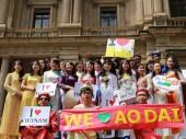 Du học sinh Việt mừng ngày nhà giáo Việt Nam