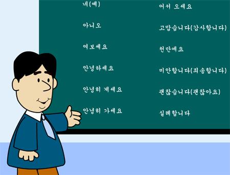 Cách học tiếng Hàn