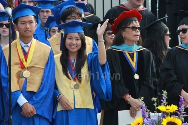Gặp nữ sinh Việt đỗ 6 trường ĐH danh tiếng của Mỹ 1