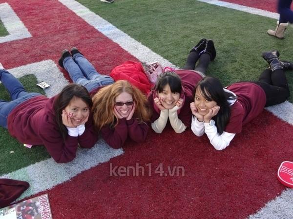 Gặp nữ sinh Việt đỗ 6 trường ĐH danh tiếng của Mỹ 3