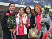 Cô bé 16 tuổi làm rạng danh Việt Nam trên đấu trường thế giới