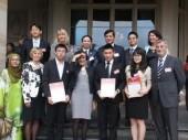 Học sinh Việt được vinh danh ở Úc
