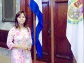 Nữ sinh Ê Đê nhận học bổng du học Cuba
