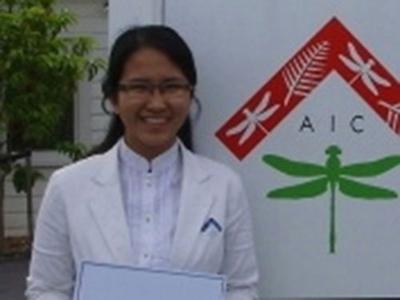 Huỳnh Ngọc Phương Thảo - gương mặt du học sinh thành công