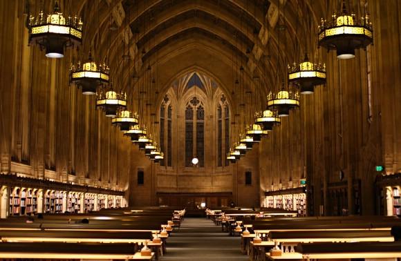 29 tết Mê hoặc bởi những thư viện thiên đường ở Mỹ