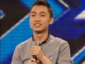 Du học sinh Việt dự thi X-Factor Anh