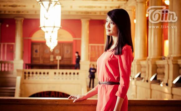 Xong Cuộc sống du học của hoa hậu người Việt tại Pháp có gì khác