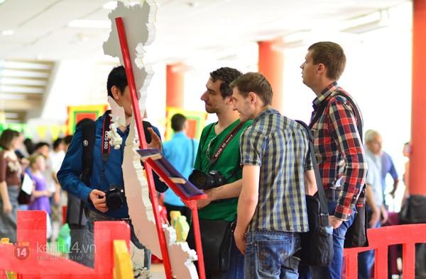 Náo nhiệt với Festival Việt Nam của du học sinh tại Nga 1