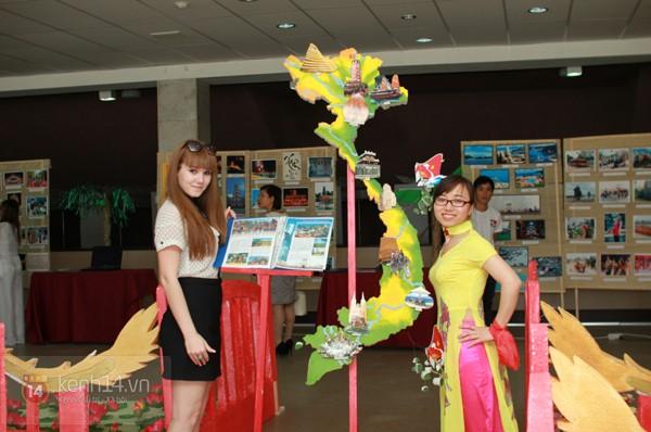 Náo nhiệt với Festival Việt Nam của du học sinh tại Nga 2