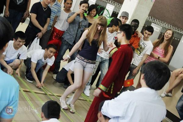 Náo nhiệt với Festival Việt Nam của du học sinh tại Nga 3