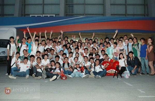 Náo nhiệt với Festival Việt Nam của du học sinh tại Nga 4