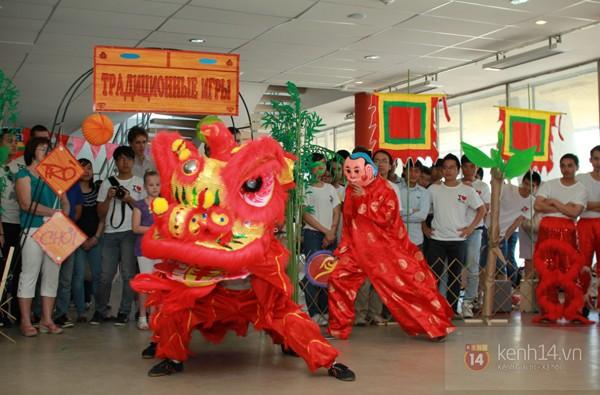 Náo nhiệt với Festival Việt Nam của du học sinh tại Nga 5
