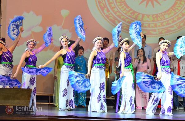 Náo nhiệt với Festival Việt Nam của du học sinh tại Nga 19