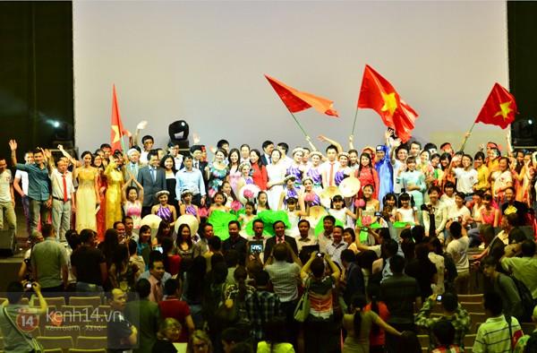 Náo nhiệt với Festival Việt Nam của du học sinh tại Nga 21