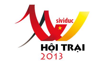 Logo chính thức của Hội trại năm nay