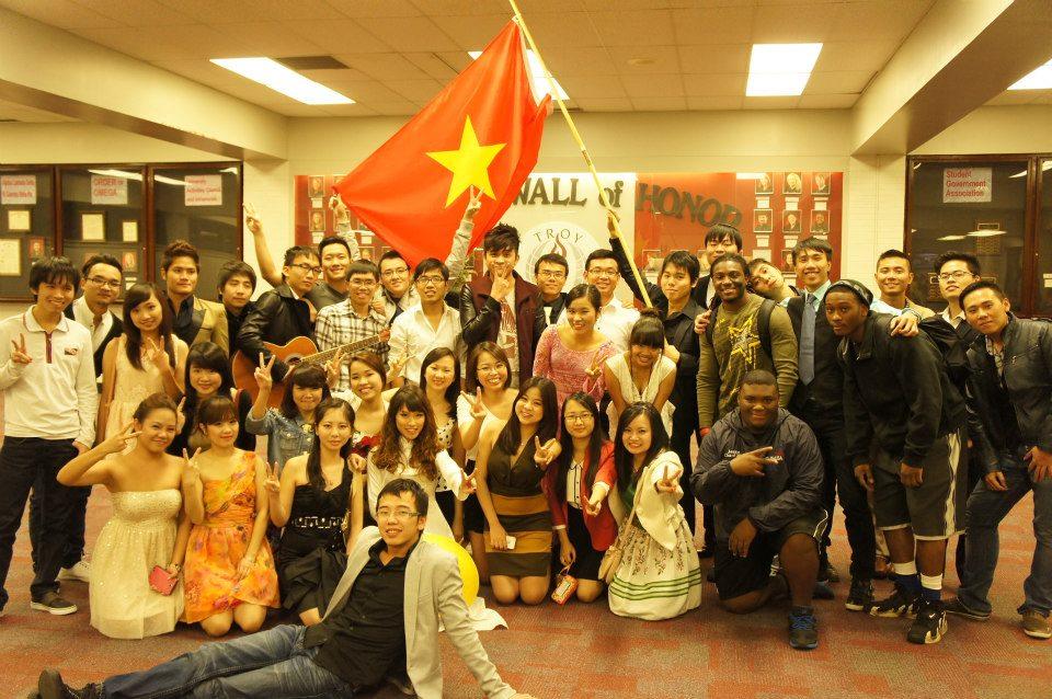 Làm part - time của du học sinh Việt Nam tại Mỹ