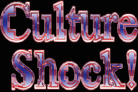 """Đối mặt với """"sốc"""" văn hóa"""