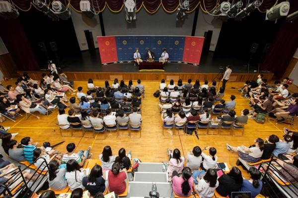 Ngôi trường ĐH danh tiếng của Kyunhyun (Suju) vừa tốt nghiệp 5