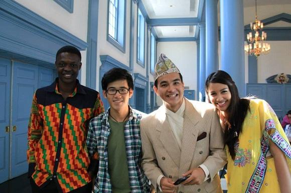 Nhật kí 4 tháng du học của Ams đình đám Trần Việt Linh