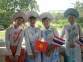 Công việc độc đáo của du học sinh Thái