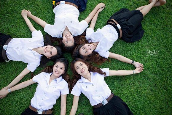Công việc làm thêm hái ra tiền của Du học sinh trên đất Thái