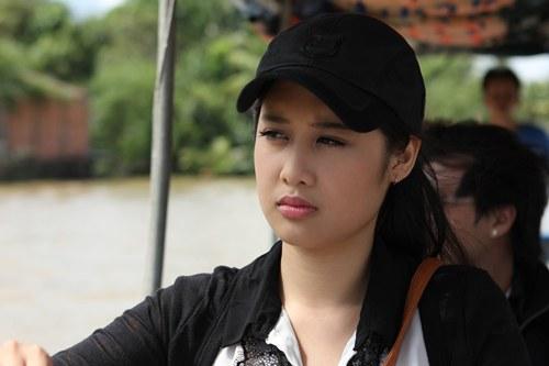 Diễn xuất của Xí Ngầu trong phim 'Những kẻ hai mặt'.