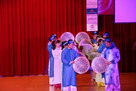 Góc văn hóa Việt giữa lòng Đài Bắc