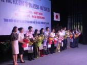 Lễ trao học bổng của tập đoàn giáo dục SOSHI