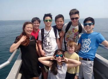Trại hè giao lưu văn hoá Mỹ: Bước đệm cho du học dài hạn