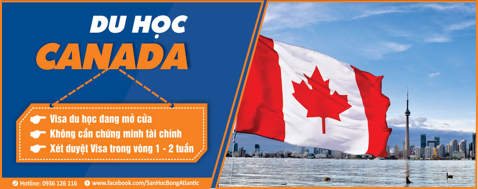 Học bổng canada