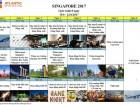 Trại hè kỹ năng Atlantic 2017: Các lịch trình chi tiết