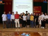 Buổi họp phụ huynh học bổng SOSHI – Nhật Bản tại Vĩnh Phúc, Hà Nội, Hải Phòng